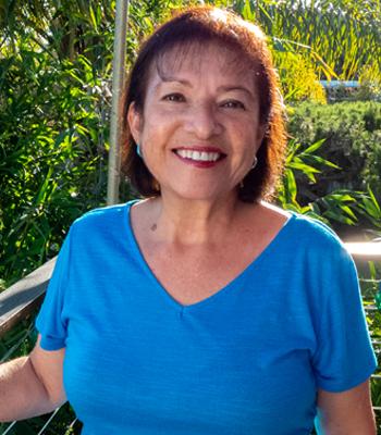 Maria Leon-Vazquez headshot