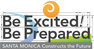 Be Excited Be Prepared logo