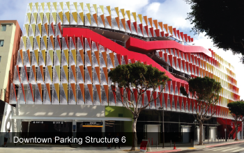 Parking Structure 6