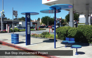 Bus Stop Improvement Project