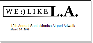 Article 12th Annual Santa Monica Airport Artwalk