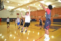 Adult Sports League_Basketball