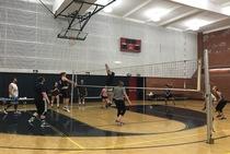 Adult Sports League_Volleyball