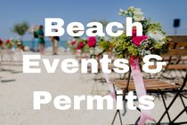 Beach Events And Permits