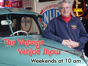 Vintage Vehicle Show
