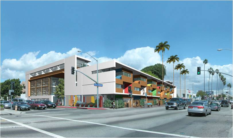 Section 8 Housing Santa Monica