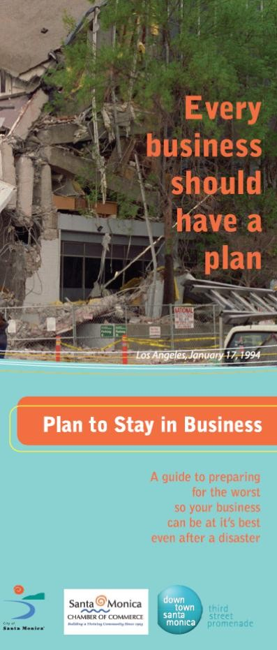 Business Preparedness Brochure Cover_Revised 11-2012