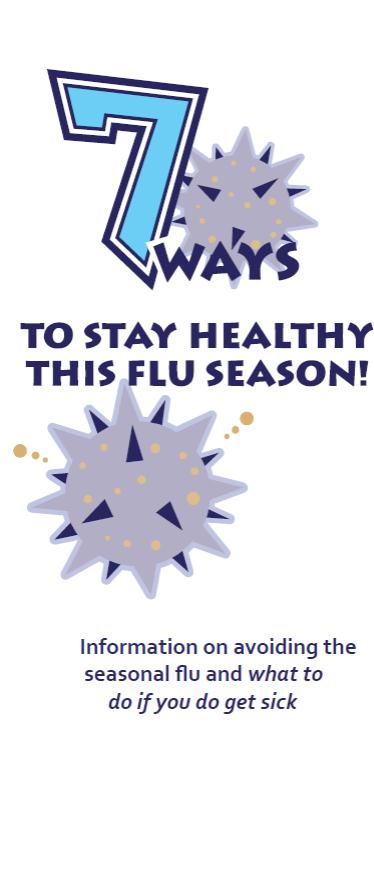 Flu Prevention Brochure Cover