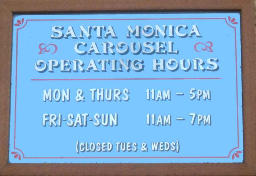 Off Season Hours