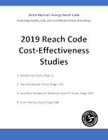 ZNE Cost Effectiveness Study