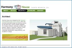 Harmony House case study