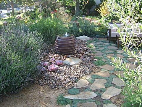 Santa monica ose sustainable landscape galleries for Sustainable landscape design