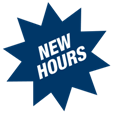 New Hours Starburst
