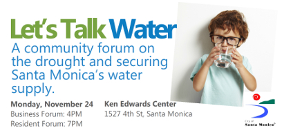 Let's Talk Water Forum