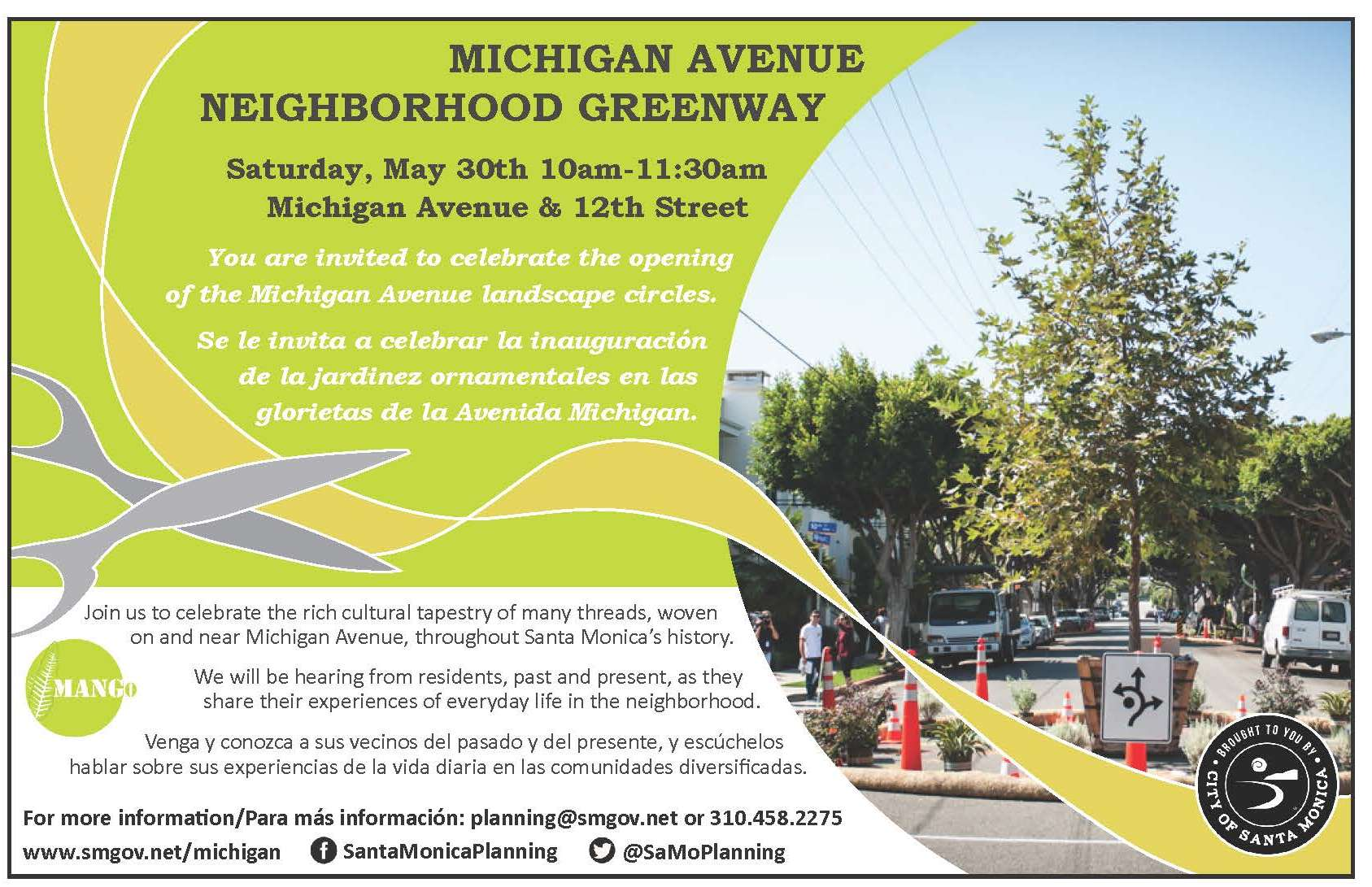 MANGo Ribbon Cutting Flyer