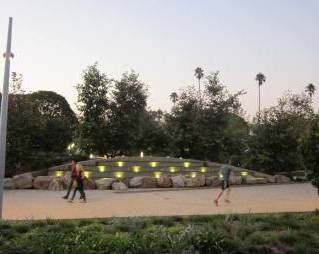 Tongva Park Award