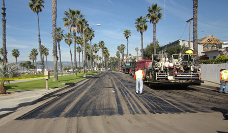 Rubberized Asphalt Concrete