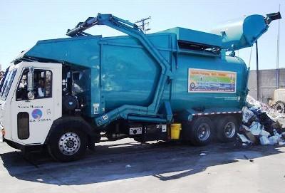 Santa Monica Public Works Drop Off Services