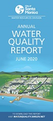 water quality report 2011 cover graphic