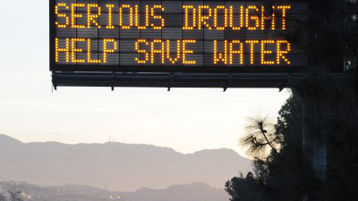 Saving Water in the Drought