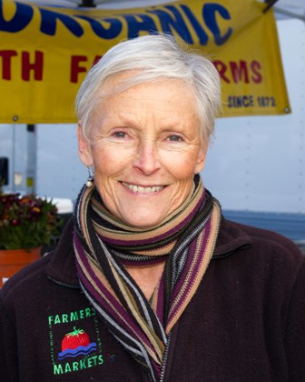 Laura Avery - Farmers Market Supervisor