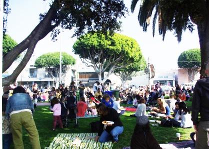 City of Santa Monica - Farmers Market - Sunday Main Street