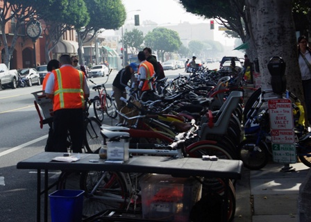 Sunday Farmers Market - Bike Valet 2