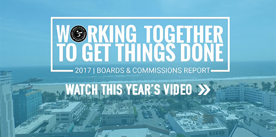 Boards & Commissions Report