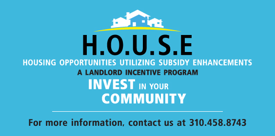 H.O.U.S.E. Landlord Incentive Program