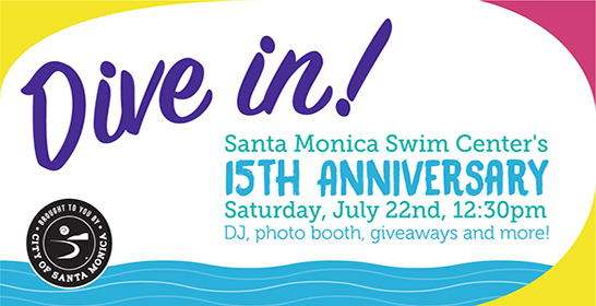 Swim Center's 15th Anniversary