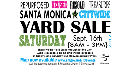 City Yard Sale