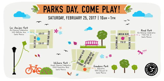 Parks Day, Come Play!