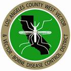 Vector Control District Logo
